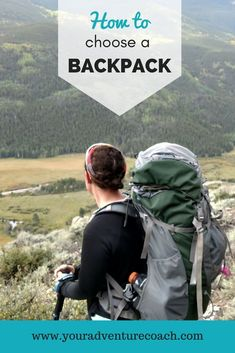 3d467141da3c how to choose a backpack for your first backpacking trip!  hiking   backpacking