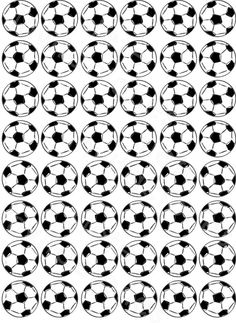 Soccer Printable Mini Cupcake Toppers Bottle Caps Badge Hairbow more at Soccer Birthday Parties, Football Birthday, Soccer Party, Sports Party, Boy Birthday, Soccer Treats, Soccer Snacks, Kids Soccer, Soccer Cupcakes