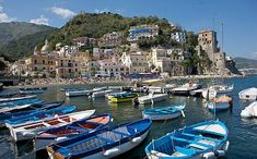 "Cetara, world tuna capital - Visitors come to Cetrara to eat what is widely considered to be the best fish on the Amalfi Coast: including the town's legendary Colatura di Alici, an anchovy syrup similar to the Ancient Roman ""Garum"", and fresh tuna caught using the traditional nets."