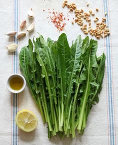 E.A.T.: How To Cook Dandelion Greens - very useful - dandelion greens definitely take some TLC.