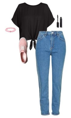 """""""././/././.../..."""" by anna-mae-equils on Polyvore featuring Topshop, Vans, Chanel and Palm Beach Jewelry"""