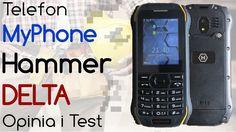Telefon MyPhone Hammer Delta -  Opinia i Test