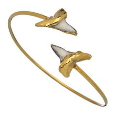 In Honor of Shark Week: Toothy Jewelry You'll Actually Want to Wear