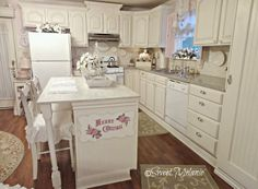~Sweet Melanie~: Our Christmas Kitchen