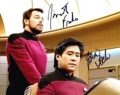 Brian Tochi on Star Trek