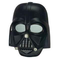 Máscara Eletrônica – Star Wars – Darth Vader – Hasbro - http://batecabeca.com.br/mascara-eletronica-star-wars-darth-vader-hasbro-hasbro.html