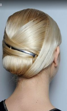 Origami hair