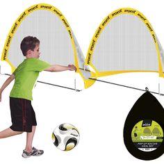 SportX Opvouwbare voetbaldoeltjes