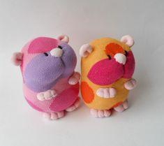 sock hamsters   Dawn Treacher   Flickr