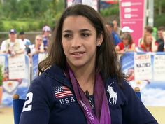 Aly Raisman: 'I wanted to finish off strong'