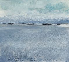 Kurt Jackson: Scilly greys. September 2013 Campden Gallery Watercolours, Watercolour Painting, Painting & Drawing, Kurt Jackson, St Just, Painting Styles, Landscape Artwork, Fashion Painting, September 2013