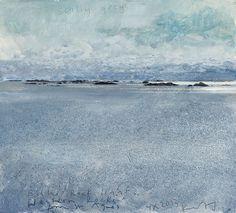 Kurt Jackson: Scilly greys. September 2013 Campden Gallery, fine art