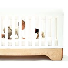 """""""Going to give this week to the Echo collection, starting with the original piece: our Echo Crib #echocollection"""" Photo taken by @kalonstudios on Instagram (02/04/2014)"""