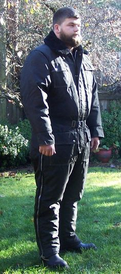 J C Penny Snowmobile suit.
