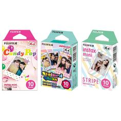 FujiFilm Instax Mini Picture Fuji Instant Film by TitaniumSeller