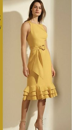 Sewing patterns for women dresses classy Best ideas Office Dresses, Casual Dresses, Fashion Dresses, Maxi Dresses, Woman Dresses, Elegant Dresses, Short Summer Dresses, Spring Dresses, Pretty Dresses