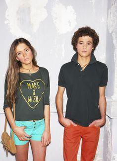Nicoli  I  Tween (10-12 años) Colección Primavera/Verano 2014