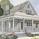 Coastal Living Magazine cottage plans (1 of 25)