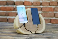 Handmade Wooden Dock Station, Cutting Board & more ! Samsung Galaxy S6, Galaxy S7, Iphone 6, Tent Set Up, Water Collection, Phone Stand, Docking Station, Handmade Wooden, Tent Camping