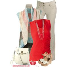 CAbi Vest, created by fluffof5 on Polyvore