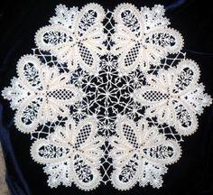 Advanced Embroidery Designs - FSL Battenberg Queen Elizabeth Lace Set