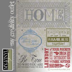 DIGITAL DOWNLOAD ... in AI, EPS, GSD, & SVG formats @ My Vinyl Designer #familiestogether