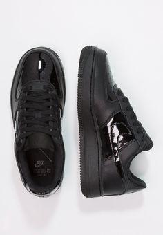 brand new 2eb05 62936 AIR FORCE 1 07 - Baskets basses - black   ZALANDO.FR 🛒. Nike ...
