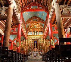 Phat Diem Stone Cathedral - Vietnam