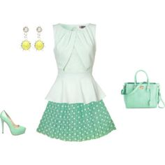 Cool Summer - mint inspiration