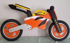 Hondee деревянный мотоцикл баланс велосипед
