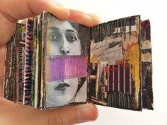 mini journal // by bun blog - artist: Roxanne Coble