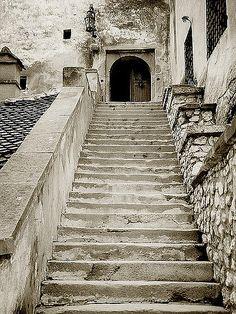 Bran Stairway