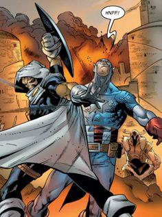 Taskmaster vs. Captain America