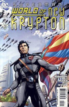 Superman World of New Krypton (2009) 2A