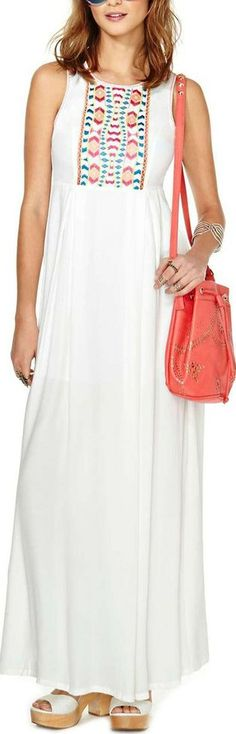 I would LOVE to have this! tribal beat maxi