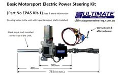 Electric Steering If Rack And Pinion Is Not Hydraulic