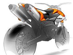 KTM sketch