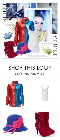 """""""Street style"""" by janee-oss ❤ liked on Polyvore featuring twinkledeals"""