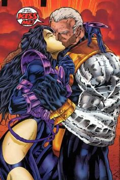 Just a place to post about the love in Marvel Comics, whether it be romantic, familial or friendly. Domino Marvel, Marvel Comics Art, Marvel X, Disney Marvel, Marvel Heroes, Marvel Women, Best Comic Books, Comic Books Art, Comic Art