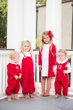 Classic children'c clothing offers beautiful fabrics and unique designs. Red Overalls, Kate Dress, Cute Outfits For Kids, Moon Child, Stunning Dresses, Traditional Outfits, Boutique Clothing, Future Children, Clothes