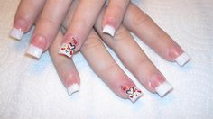 Valentine Holiday Nail Art Designs  Family Holiday