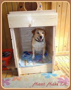 Turn Sniglar diaper-changing table into a doghouse - IKEA Hackers
