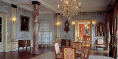 Museum for Bernese Home Décor - The sumptuously decorated interiors feature furnishings from well-to-do and patrician households who once resided in the old city and the Republic of Bern.
