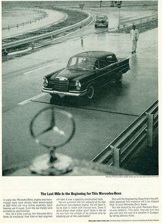 1964 Mercedes Benz 300 SE 4 Door Sedan