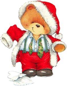 Gifs Christmas: Christmas Bears
