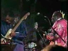 """B.B. King & Buddy Guy - """"I Can't Quit You Baby""""---Two Blues/Guitar Giants Knock Your Socks Off With This Shot of Blues and Soul...Live Version That Seems To Be Shot At BB's Memphis Club...Wow...This Is Blues At It's Best..Check Out BB's & Buddy's Faces As They Hit The Frays...That's Feeling the Music!!  Oh, My, My!!"""