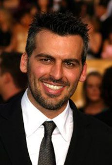 Oded Fehr, a favorite in Covert Affairs