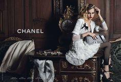 Chanel Boy Handbag Campaign Spring/Summer 2012 (Chanel)