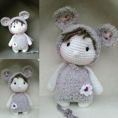 Kuschelmaus in meinem Haus.. In meinem Shop ...Link in Bio #crochetlove #crochet #cuddlytoy #mouse #littlemouse #amigurumidoll #dollmakers #crochetwithlove #häkeln #häkelpuppe #Kuscheltier #maus #marleensmadeforyou