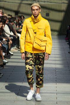 e21fc753a47 Junya Watanabe Spring 2019 Menswear Paris Collection - Vogue   trendsmensfashion Urban Fashion